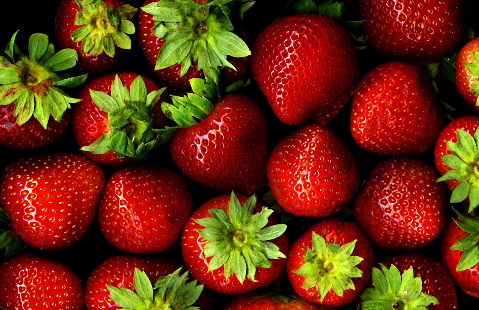 Strawberries by *clairity* on everystockphoto via Flickr